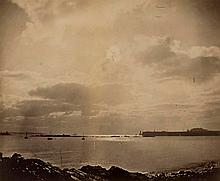Colonel Henry Stuart Wortley (1832-1890). The Clouds are Breaking in the Sky, ca. 1863. Albumen pri