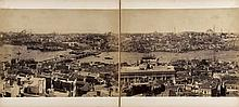 Pascal Sebah (1823-1886) & J. Joaillier. Panorama de Constantinople Pris de la Tour de Galata, ca.