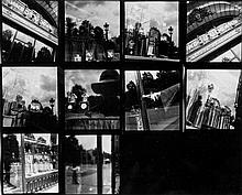 Lee Miller (1907-1977). Guerlain Shop Front, Paris, ca. 1930. Gelatin silver print, printed later b
