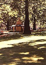 ARR Madame Yevonde (1893-1975). Berkeley Square, ca. 1935. Vivex colour print, titled and annotated