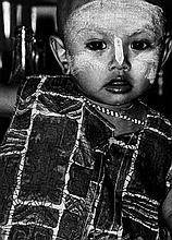 ARR Mark Power (b.1959). Htaukkyan, Burma, 1983. Gelatin silver print on Agfa paper, printed 1985,