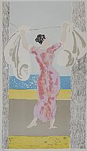 Duncan Grant (1885-1978) - Standing woman