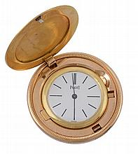 Piaget, ref. 14, an 18 carat gold USA twenty dollar coin watch, no