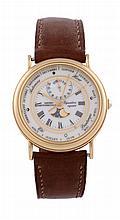 Girard Perregaux, Equation Espace, ref. 4830 51, an 18 carat gold wristwatch