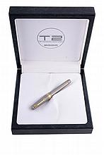 Omas, T2 Paragon, 75th anniversary, a limited edition fountain pen, no