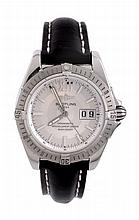 Breitling, Cockpit, ref. A49350, a stainless steel wristwatch, no