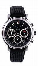 Chopard, Mille Miglia, ref. 8331, a stainless steel wristwatch, no