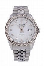 Rolex, Oyster Perpetual Datejust, ref. 16014