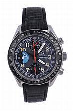 Omega, Speedmaster, ref. 175.0084, a stainless steel chronograph wristwatch