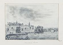 English School (19th Century) - Some of the Views on the River Thames,