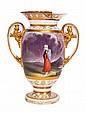 A Spode two-handled 'New Shape French Jar',