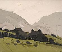 Sir Kyffin Williams (1918-2006) - Pencarnisiog