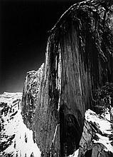 Ansel Adams (1902-1984) - Monolith, The Face of Half Dome, Yosemite Valley, California, 1927