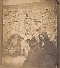 Roger Fenton (1819-1869) - Group of Croat Chiefs, 1855