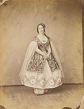Leopold-Ernest Mayer; Pierre-Louis Pierson (1822-1 - Greek Costume Studies, ca. 1857
