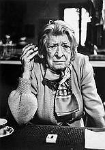 Inge Morath (1923-2002) - Janet Flanner, 1973