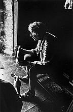 Inge Morath (1923-2002) - Vita Sackville-West, Sissinghurst Castle, 1961