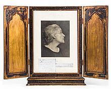 Arnold Genthe (1869-1942) - Eleanora Duse, 1923