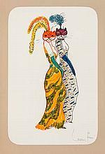 Fini (Leonor) - La Grande Parade des Chats,