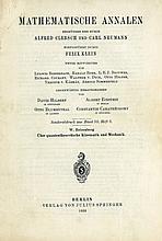 Über quantentheoretische kinematischer und mechanik, offprint