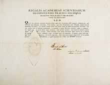 Bazes da Constituiçao [Basis of the constitution of the Portugese monarchy], D