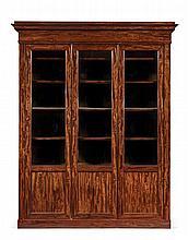 An Empire Bookcase