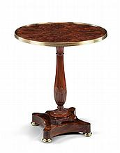 A Directoire Occasional Table