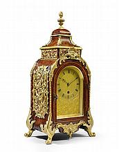 A Fine 19th Century Table Clock