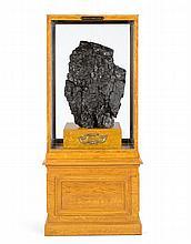A Museum Sample of Italian Coal