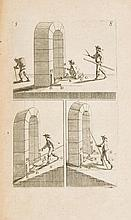 Bosse (Abraham Girard) - La Pratique du Trait a Preuves de Mr. Desargues...Pour la Coupe des Pierres en l'Architecture,