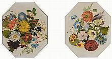 Jean-Baptiste Monnoyer (1636-1699) - Still life with flowers