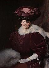 George Murray (1875-1933) - Lady Lindsay, Mayfair