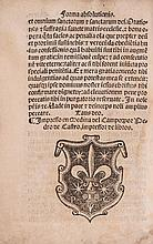 Co[n]fessionario..., title within woodcut border