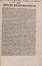 [Bull Excommunicating Giovanni II Bentivoglio and placing the city of...