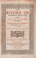 Booke of Common Prayer , and Administration of the Sacraments