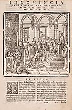Italian. Bibia volgare, laquale in se contiene i sacrosanti libri del...