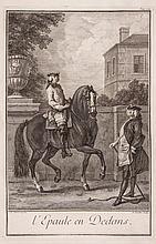 La Gueriniere (François Robichon de) - Ecole de Cavalerie,