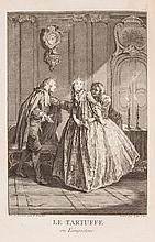 Molière (Jean Baptiste Poquelin de) - Oeuvres,