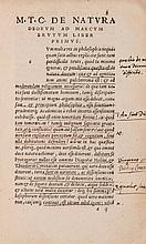 Cicero (Marcus Tullius) - Librorum Philosophicorum,