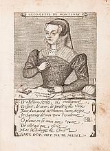 Montenay (Georgette de) - Emblematum Christianorum Centuria