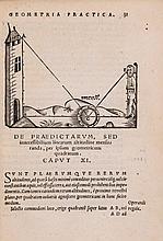 Finé (Oronce) - Liber de Geometria Practica,
