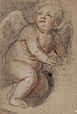 Venetian School (early 17th Century) A winged
