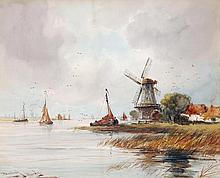 Thomas Bush Hardy (1842-1897), Dordrecht,