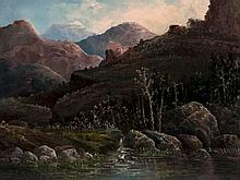 Joseph Hitchins (1838-1893), In the Colorado