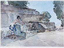 DDS. Sir William Russell Flint (1880-1969), The