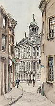 DDS. Jan den Hengst (1904-1983), Queen's Palace,