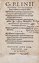 Plinius Secundus (Gaius) - Epistolaru[m] Libri X...Panegyricus,