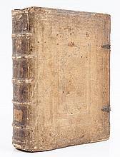 Wigand (Johan) & Matthaeus Richter. - Syntagma, seu Corpus Doctrinae Veri & Omnipotentis Dei, ex Veteri Testamento,