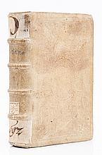 Cicero (Marcus Tullius) - Rhetoricorum ad C. Herennium lib IIII [and 7 other works],