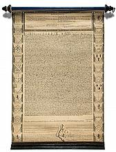Magna Carta, - By Permission of [The] Trustees of the Cottonian Library